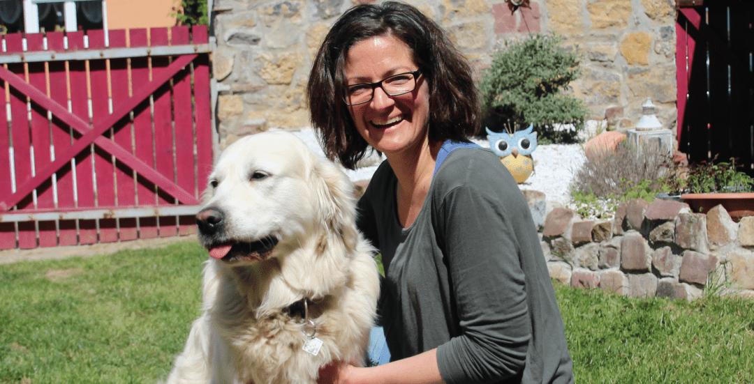 Yvonne Trovato TTouch Dogsworld Hunde